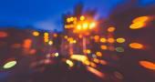 Photo Of Colorful Bokeh Lights — Stock Photo