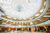 Stolitsa is a major shopping center in Minsk, Belarus — Stock Photo