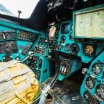 Russian Soviet multi-purpose transport helicopter Mi-24 — Stock Photo #69793513