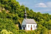 Niemiecki Kościół w Ahrbruck, powiecie Ahrweiler, Niemcy. — Zdjęcie stockowe
