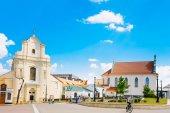St. Joseph Church in Minsk, Belarus. — Fotografia Stock