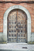 Old Doorway — Stock Photo