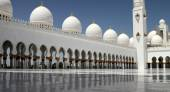 Sheikh Zayed Grand Mosque 2 — Stock Photo