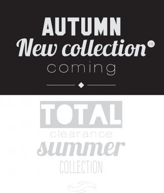 Total clearance summer collection.