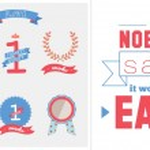 Постер, плакат: Poster Nobody said it would be easy