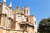 Tarragona cathedral — Stok fotoğraf