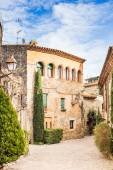 Peratallada — Stock Photo