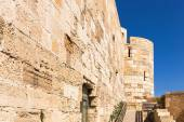 Siracusa fortress — Stock Photo
