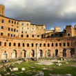 Mercati di Traiano in Rome, Italy — Stock Photo #61393993