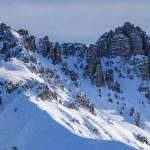 Winter mountain landscape in Austria — Stock Photo #63006017