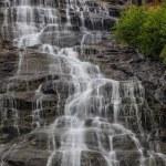Capra waterfall, Romania — Stock Photo #66859505