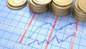 Money background concept — Stock Photo