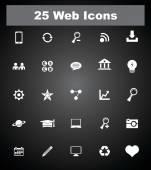 Very uiseful web icons. EPS-10. — Stockvektor