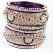 Beautiful & very Attractive Bangles. Indian Bracelet — Stock Photo #57779819