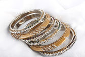 Beautiful & very Attractive Bangles. Indian Bracelet — Stockfoto
