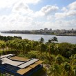View from the fort Castillio el Morro on the capital Havana — ストック写真 #65547295