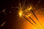 Silvester party — Stock Photo