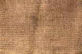 Burlap background pattern — Stock Photo