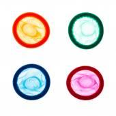 Condoms collection — Stock Photo
