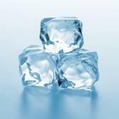 Nature ice chunks — Stock Photo
