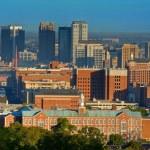 Birmingham, Alabama (Tight) — Stock Photo #53957031
