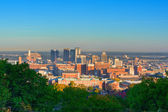 Birmingham, Alabama (Wide) — Stock Photo