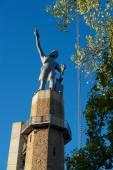 Vulcan Statue — Stock Photo