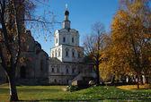 在莫斯科的圣尼克斯修道院。 — 图库照片