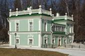 Kuskovo estate of the Sheremetev family in Moscow, Russia — Stock Photo