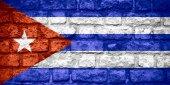 Bandiera di cuba — Foto Stock