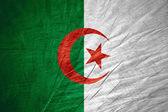 Bandera de argelia — Foto de Stock