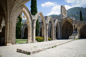 Abbaye Bellapais — Stock Photo