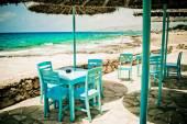 Cyprus strand — Stockfoto