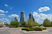 City of Grozny — Stock Photo