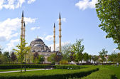 The mosque Heart of Chechnya — Stock Photo
