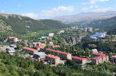 Armenia, Jermuk resort town — Стоковое фото