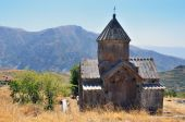 Armenia, Tsahats-kar monastery, the church of 10 century — Stock Photo