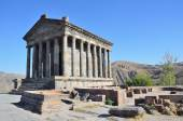 Armenia, pagan Sun temple at Garni, I century — Stock Photo