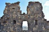 Armenia, the 11th-century fortress of Amberd — Foto de Stock