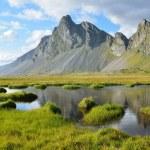 Iceland, mountain landscape — Stock Photo #58139787