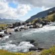 Mountain river in Iceland — Stock Photo #58425441
