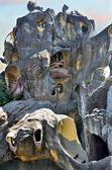 Crazy House. Da Lat, Vietnam — Stock Photo