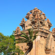 The temple complex Po Nagar, Ponagar Cham tower. Nha Trang. Vietnam — Stock Photo #66948321