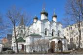 The Church of St. Vladimir equal to the Apostles in the Old Gardens. Moscow — Fotografia Stock