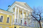 Moscow, homestead of Baryshnikov, Myasnitskaya street, 42 — Stock Photo