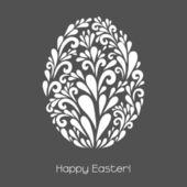 Happy Easter. — Stock Vector