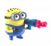 Minion Stuart Blaster toy figure — Stock Photo