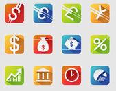 Currency symbols  — Wektor stockowy