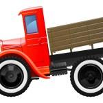 Vintage truck — Stock Vector #62002439
