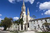 Iglesia de Nuestro corazon de Sagrado Jesus church in Camaguey - Cuba — Stock Photo